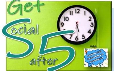 GET SOCIAL – AFTER 5