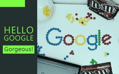Hello Google Gorgeous!