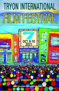 Tryon International Film Festival 2021 Official Poster
