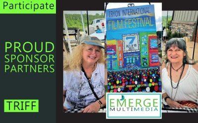 Emerge Multimedia Proud Partner with Tryon International Film Festival